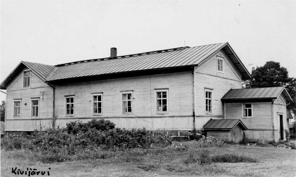 Kivijärven Koulu